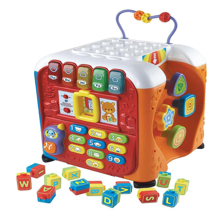 Good Baby Christmas Gifts: VTech Alphabet Activity Cube