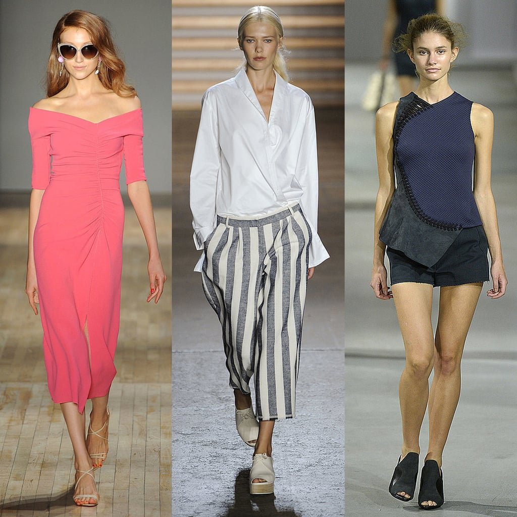 The 10 Runway Trends You'll Be Wearing in Summer 2015 ...