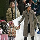 Thandie's Skating on Thin Ice