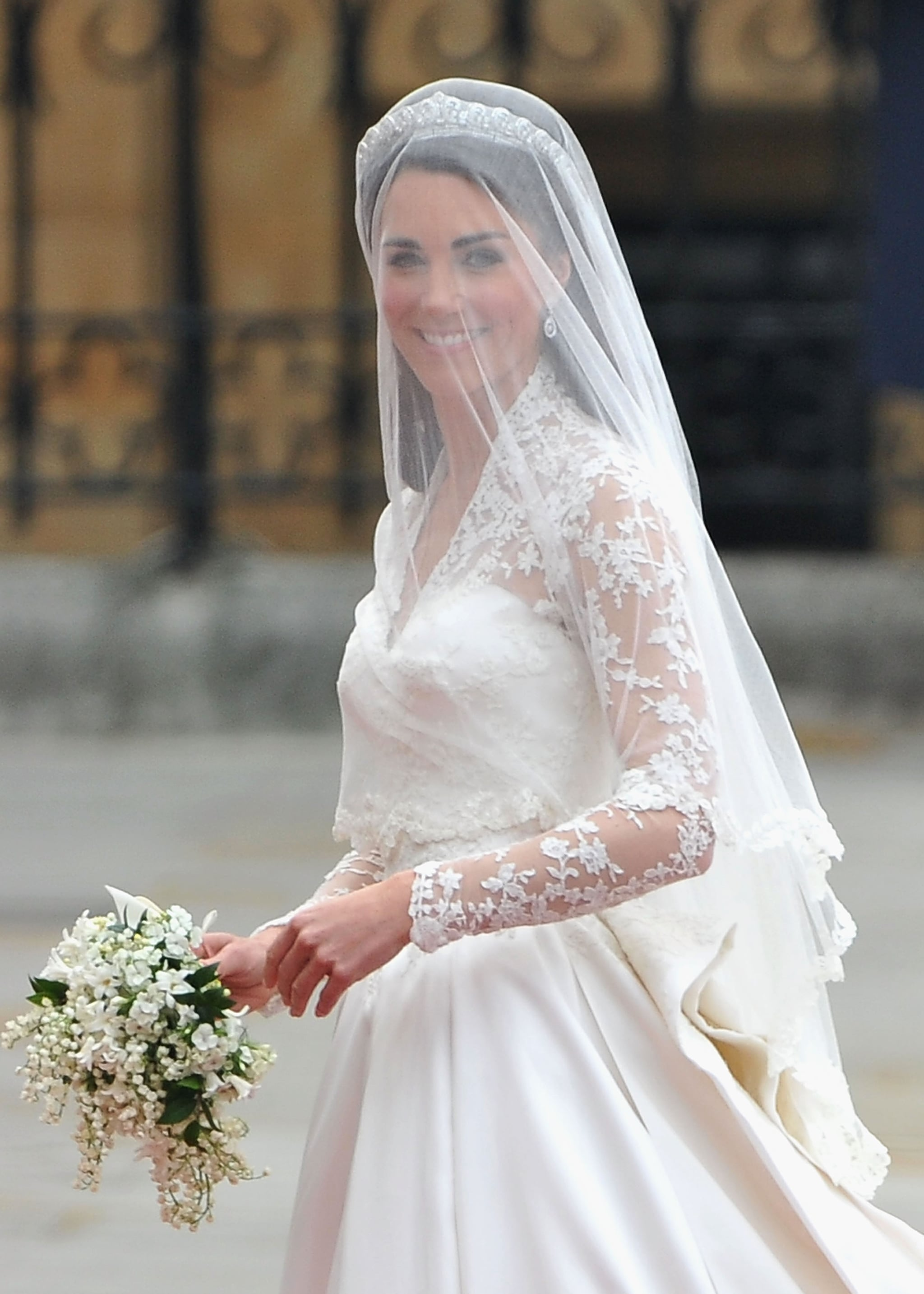 Wedding Flowers Kate Middleton Every Royal Bride Has A Sprig Of