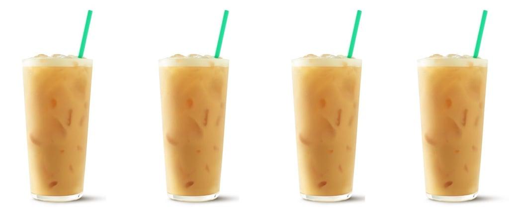 Starbucks's New Iced Tea Drink Tastes Exactly Like a Piña Colada!