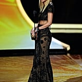 Gwyneth Paltrow at the 2011 Emmy Awards