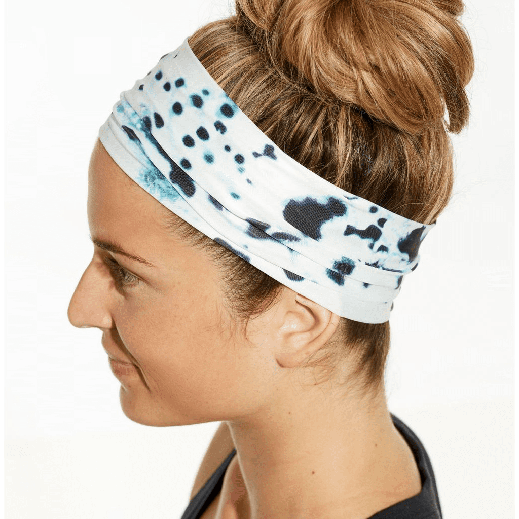 CALIA Women's Wide Knit Novelty Headband