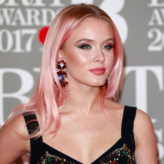 Brit Award Red Carpet Hair and Makeup 2017