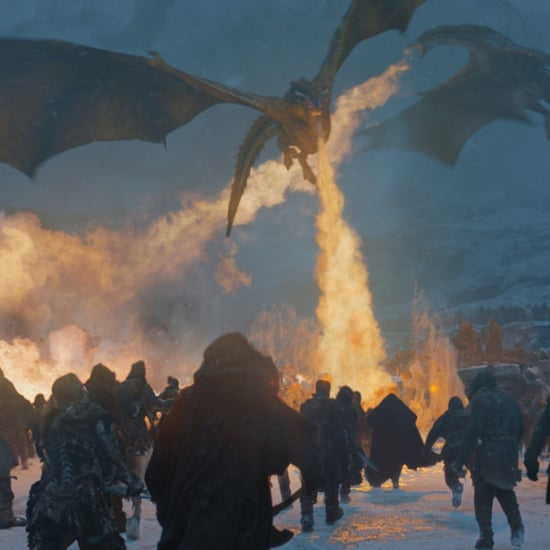 Can Dragons Breathe Fire If They're White Walkers?