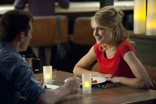 Jason Isaacs as Michael Britten and Laura Allen as Hannah in Awake.