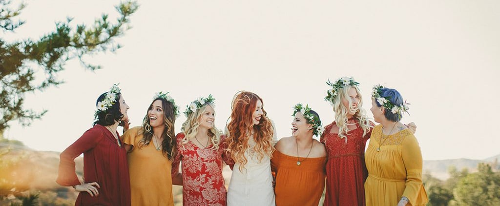 Bridesmaid Dresses From Real Weddings