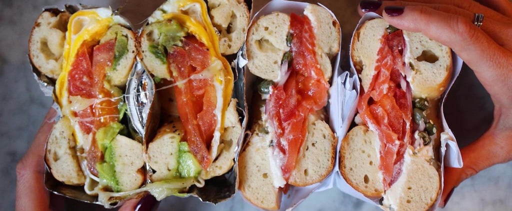 These Crave-Inducing Photos Will Make You Wish Every Day Were National Bagel Day