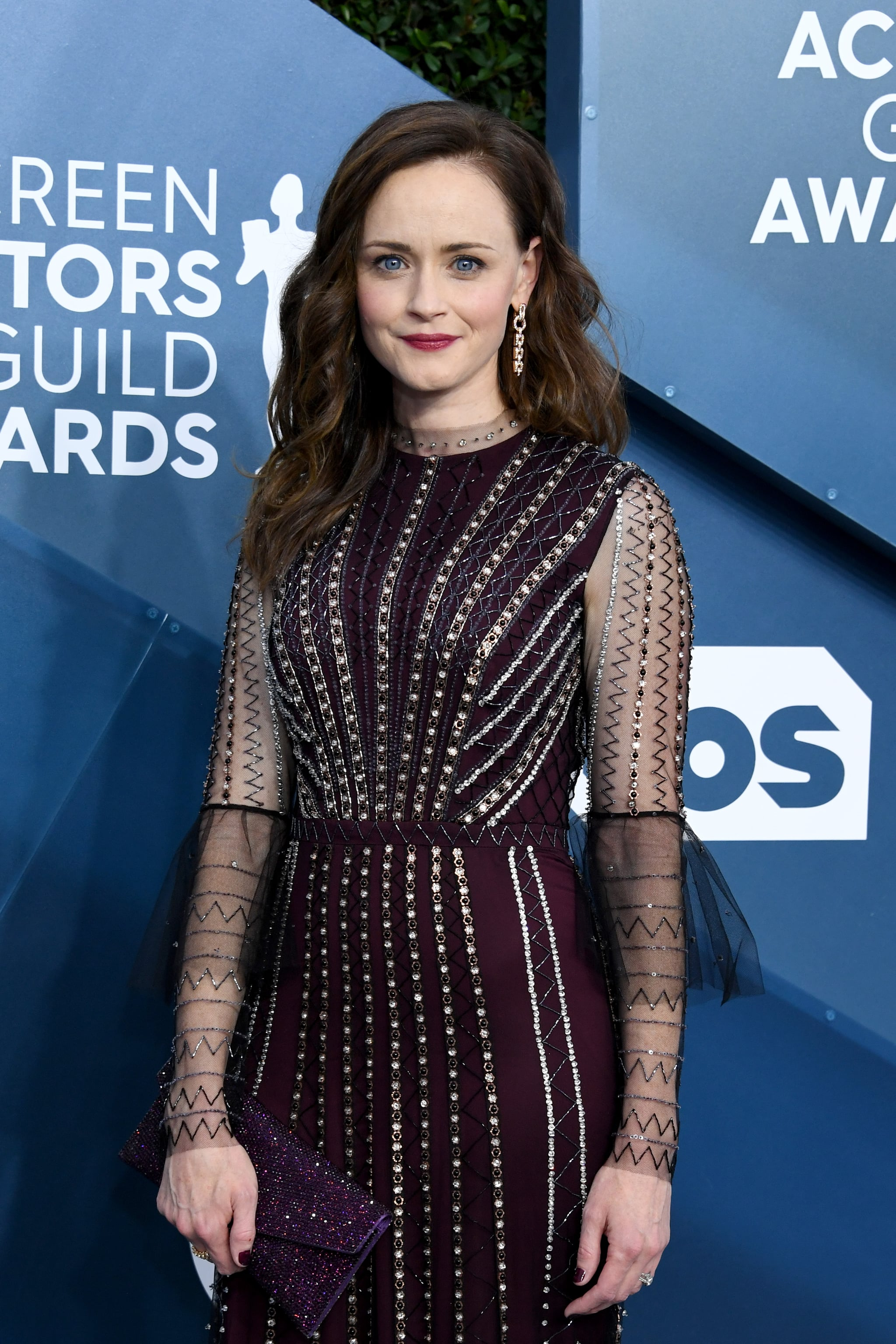 LOS ANGELES, CALIFORNIA - JANUARY 19: Alexis Bledel attends the 26th Annual Screen Actors Guild Awards at The Shrine Auditorium on January 19, 2020 in Los Angeles, California. (Photo by Jon Kopaloff/Getty Images)
