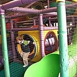 Head to the Indoor Playground