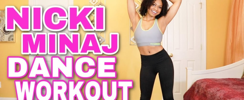 15-Minute Nicki Minaj Dance Workout