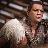 Dominic West in John Carter. Image courtesy of Walt Disney Pictures