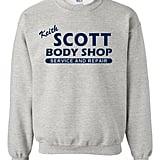 Keith Scott Body Shop Sweatshirt