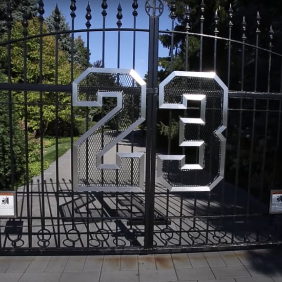 Pictures of Michael Jordan's Chicago House