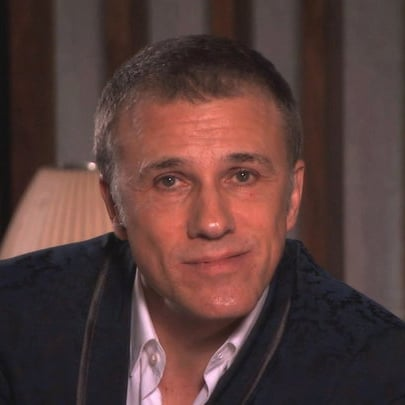 Christoph Waltz Art of Seduction on Jimmy Kimmel