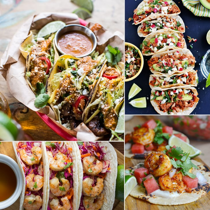 Tacos With Ground Beef Alternatives For Families
