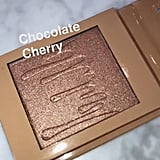 Finally, Chocolate Cherry is a deep bronze with coppery undertones. We can't wait to see how this makes deep complexions glow.