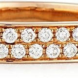 Anita Ko 18K Rose Gold Diamond Band Ring ($2,500)