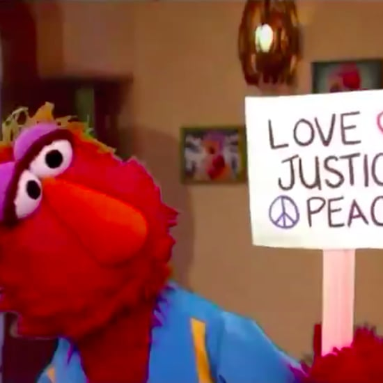 Watch Elmo's Dad Explain the Power of Protesting | Video