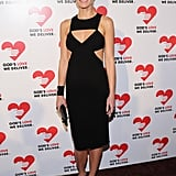 Gwyneth Paltrow stepped out at the Michael Kors Golden Heart Gala in NYC.