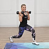 Possibly Our Most Challenging Workout Yet! 30-Minute HIIT With Weights
