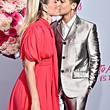 Pictures of Jordan Fisher and His Fiancée Ellie Woods