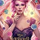 Keira Knightley as the Sugar Plum Fairy