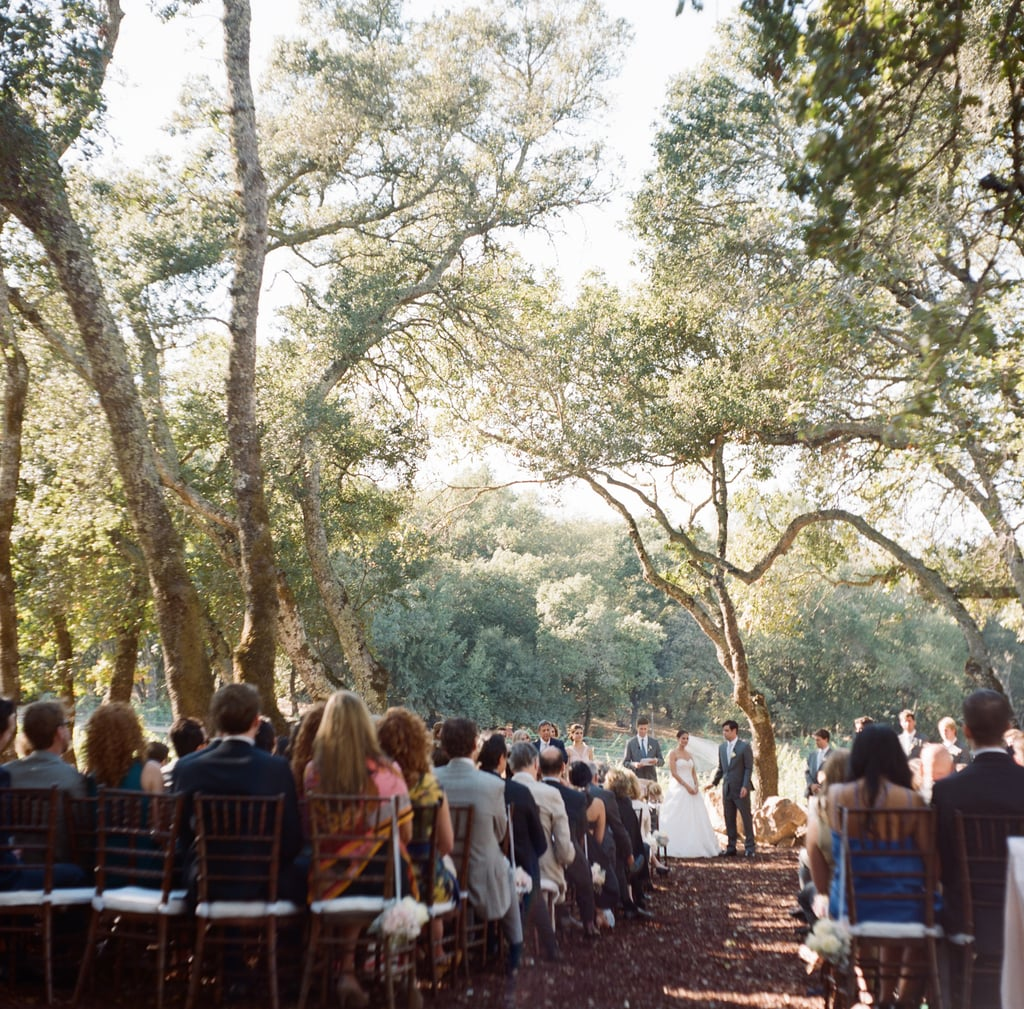 California Wine Country Wedding