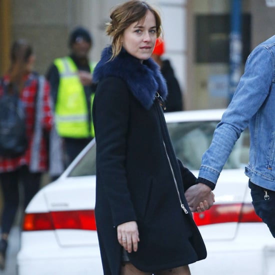 Dakota Johnson's Coats