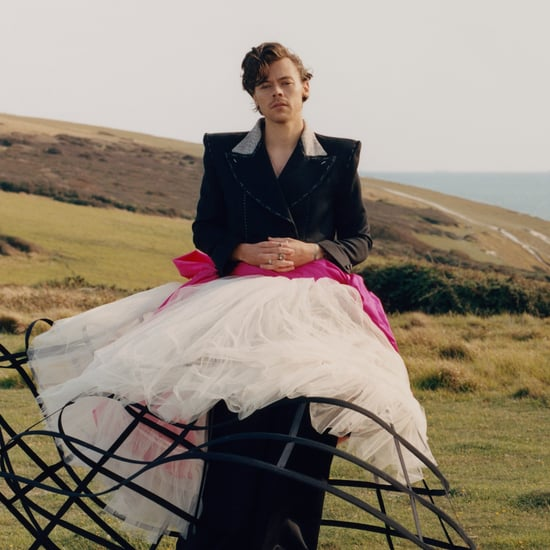 Harry Styles Talks Gender Stereotypes in Fashion With Vogue