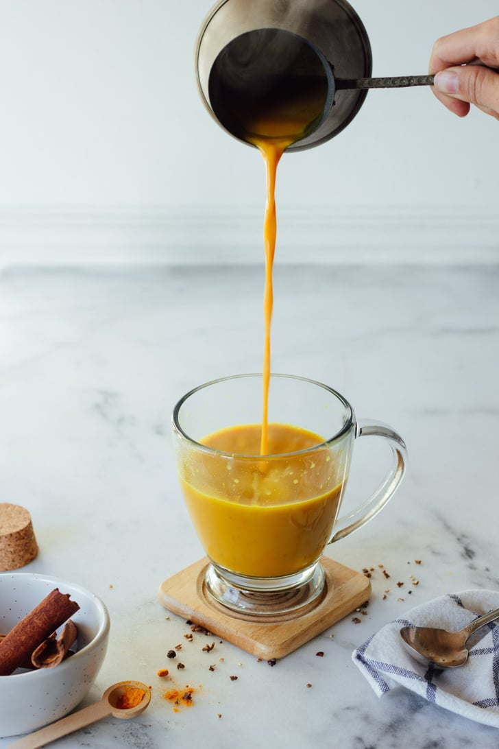 hot wellness drinks popsugar fitness