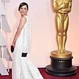 Marion Cotillard at the 2015 Academy Awards