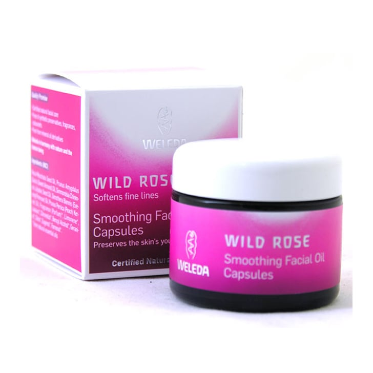 Weleda Wild Rose Smoothing Capsules