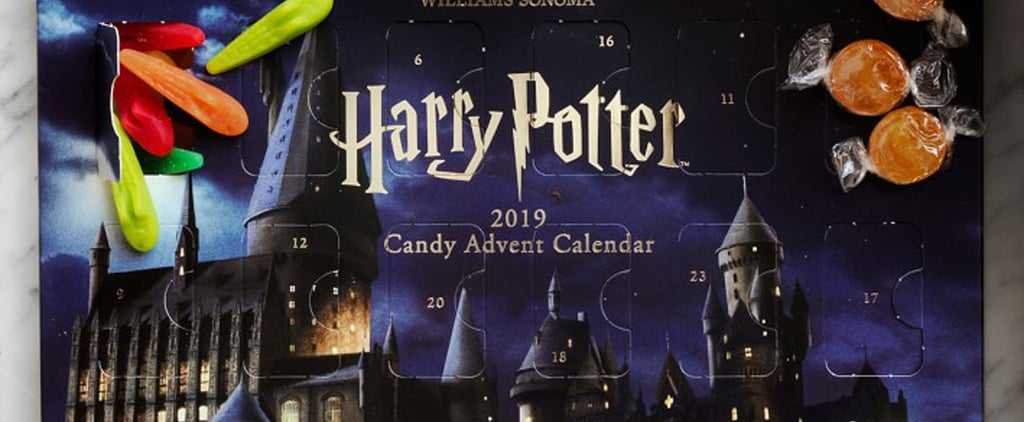 Harry Potter Candy Advent Calendar at Williams Sonoma