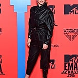 Doutzen Kroes at the MTV EMAs 2019