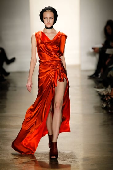 Fall 2011 New York Fashion Week: Sophie Theallet