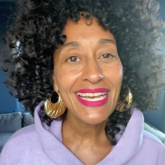 Tracee Ellis Ross Celebrates Black Beauty, Pattern Haircare