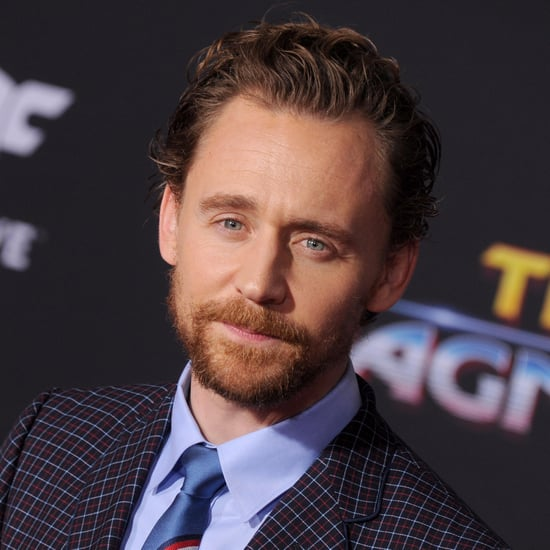 Tom Hiddleston at the Thor: Ragnarok Premiere