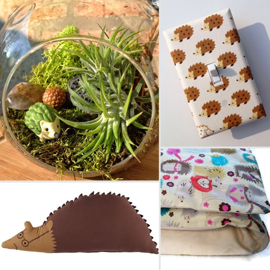 Bring a Hedgehog Home! 11 Cute Finds For Your Nursery