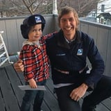Mailman Leaving His Route Gives Little Boy a Thoughtful Goodbye Gift