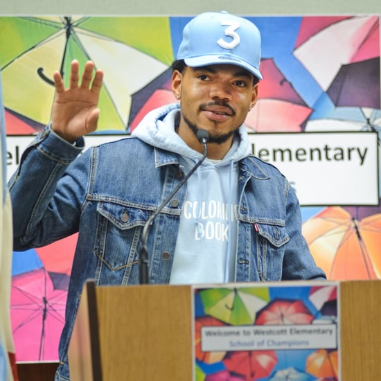 Chance the Rapper Donation to Chicago Public Schools 2017