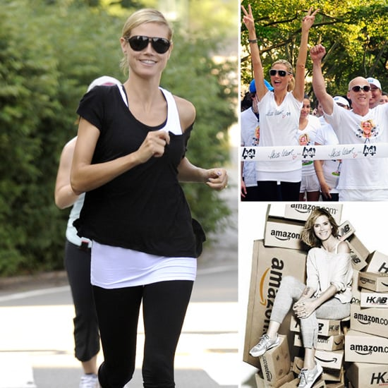 How Heidi Klum Stays Fit and Healthy