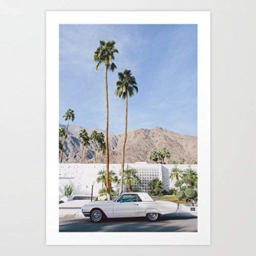 Palm Springs Mid Century Modern Art Print