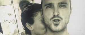 Lauren Parsekian's Birthday Message For Aaron Paul Will Make You Believe in True Love
