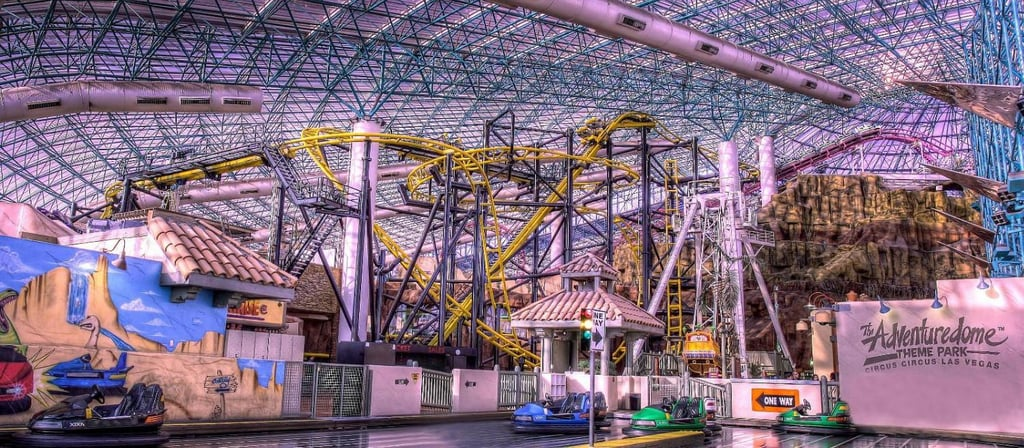 El Loco (The Adventuredome, Las Vegas)