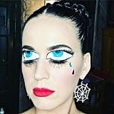 Katy Perry as a Sad Girl