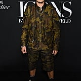 Brandon Thomas Lee at the Harper's Bazaar ICONS Party
