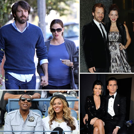 Famous Couples Expecting in 2012