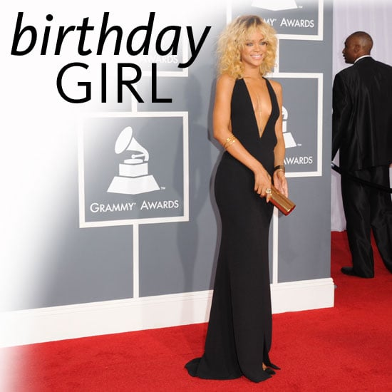 Photos of Rihanna's Fashion Throughout the Years, For Her 24rd Birthday!