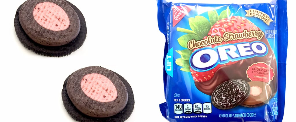We Tried the New Chocolate Strawberry Oreos So You Definitely Don't Have To